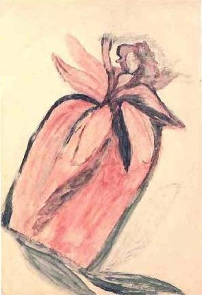 Mulher-flor