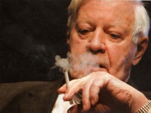 O ex-chanceler Helmut Schmidt contradiz  a afirmação de Chen
