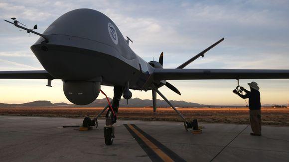drone predador