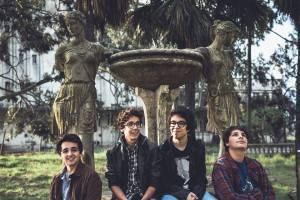 A banda Alpargatos vai do rock à MPB
