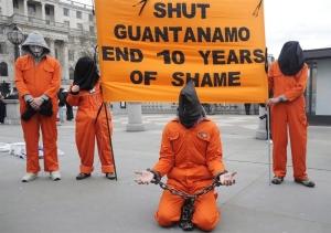 Guantánamo suja a imagem dos EUA no mundo