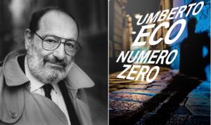 Capa do livro Umberto Eco